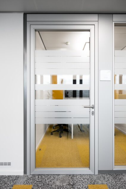 feco-feederle│partition walls│Microsoft Germany's Headquarters Munich