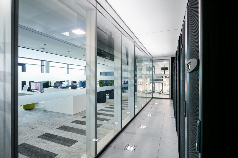 feco-feederle│partition walls│Microsoft Germany's Headquarters Munich