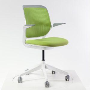 Steelcase cobi Bürodrehstuhl apfelgrün