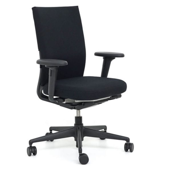 Vitra ID Soft Black Special Bürodrehstuhl Sonderaktion