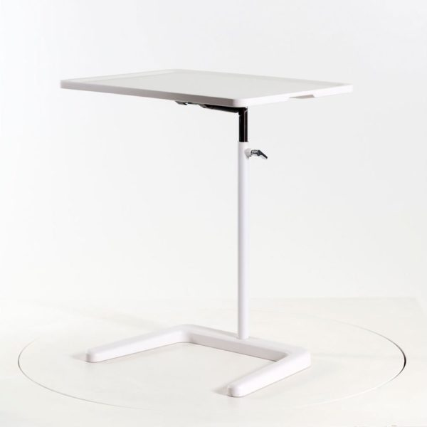 Vitra Nes Table Beistelltisch, in Höhe und Neigung verstellbar