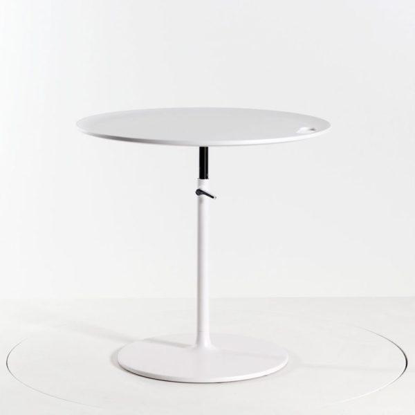 Vitra Rise Table Beistelltisch mit Tragegriff, höhenverstellbar