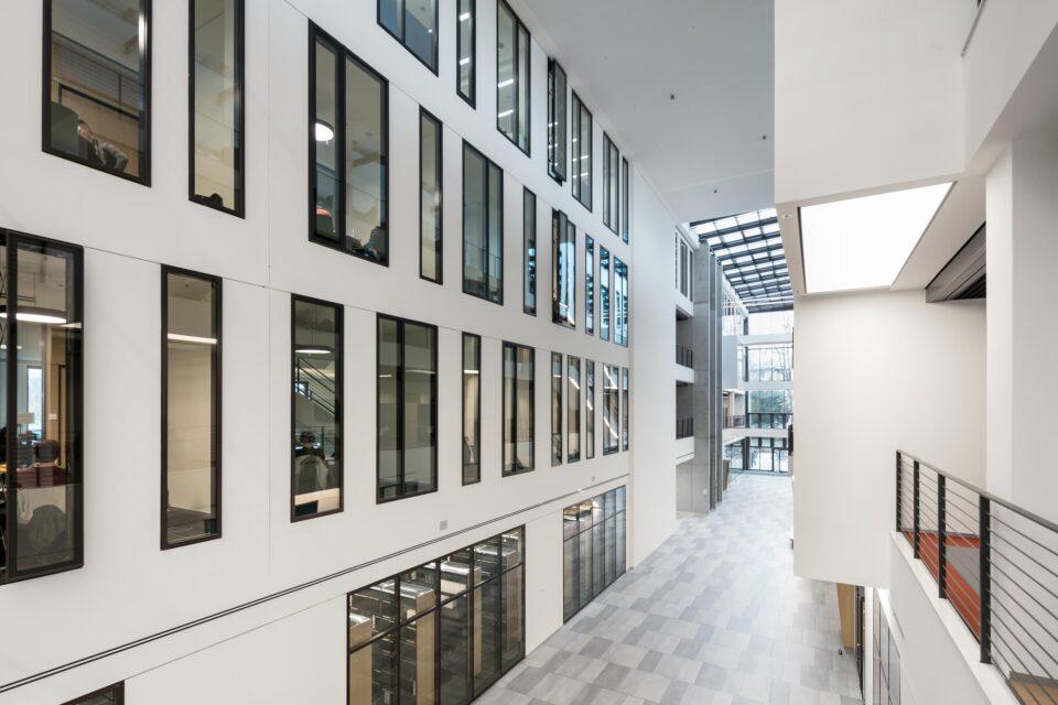 feco-feederle│Trennwandsysteme│Frankfurt School of Finance & Management