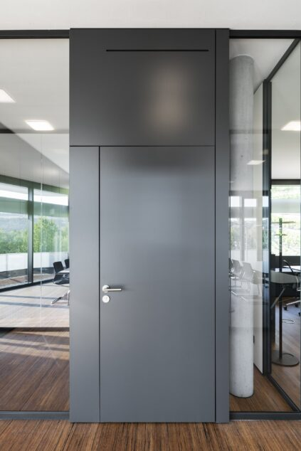 fecotür wood│feco partition walls│Association of the Metal and Electrical Industry Baden-Württemberg