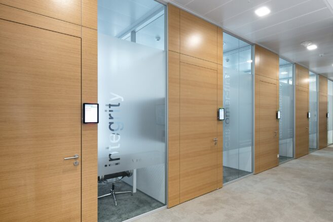 fecotür wood│feco partition walls