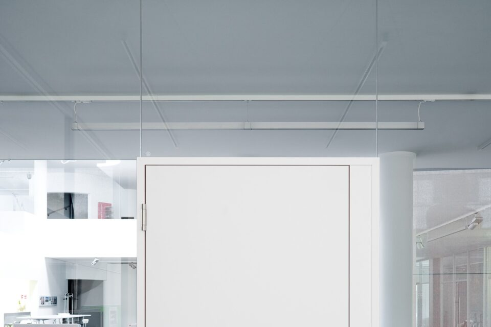 fecotür wood│feco partition walls│feco-forum showroom