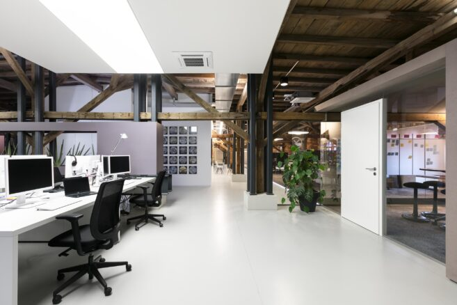 feco-feederle│partition walls│Chrono24 GmbH Karlsruhe