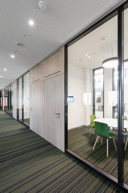 feco-Trennwände | Frankfurt School of Finance & Management