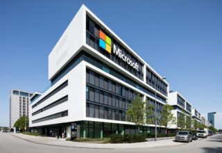 Microsoft Germany's headquarters