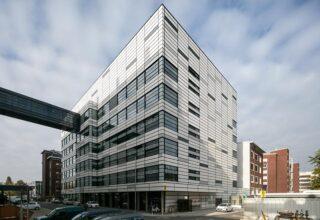 BASF Laboratory Building B007