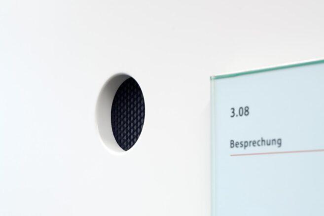 feco-feederle│Trennwandsysteme│Sparkasse Ulm Haus West