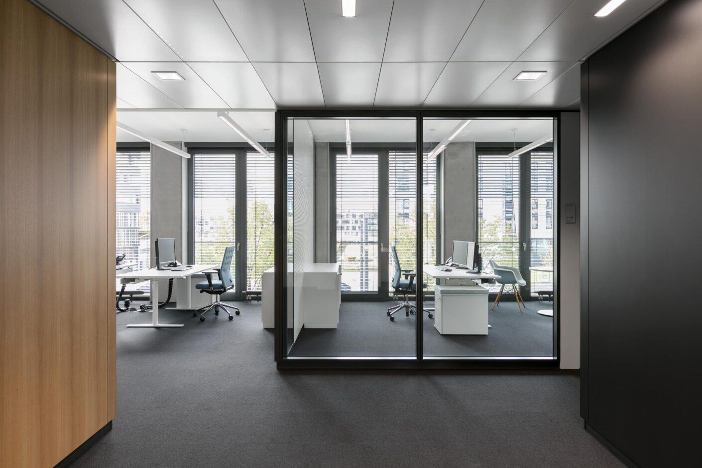 feco-feederle│partition walls│KVBW Karlsruhe