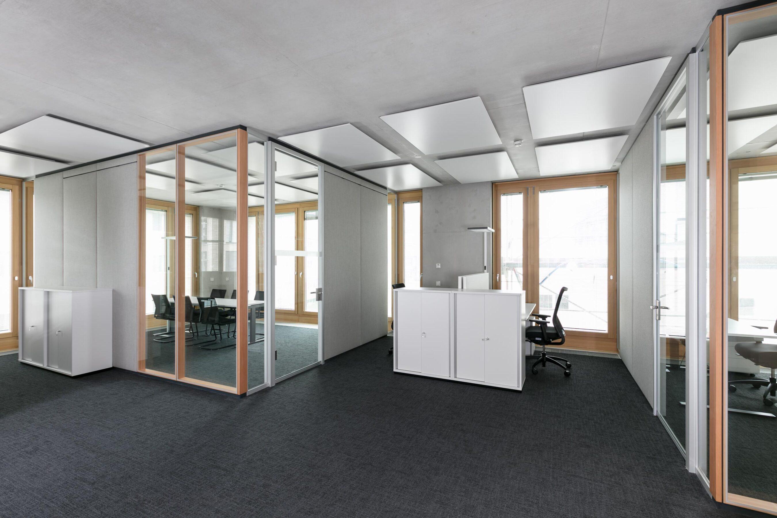 feco-feederle│Trennwandsysteme│W&W Campus Wüstenrot, Kornwestheim
