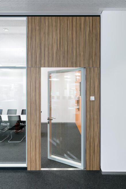 feco feederle│partition walls│ZDF Editorial Building