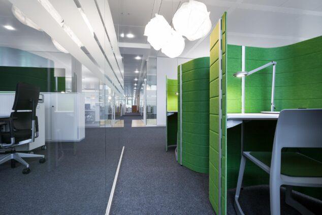 feco-feederle│partition walls│Murrelektronik GmbH