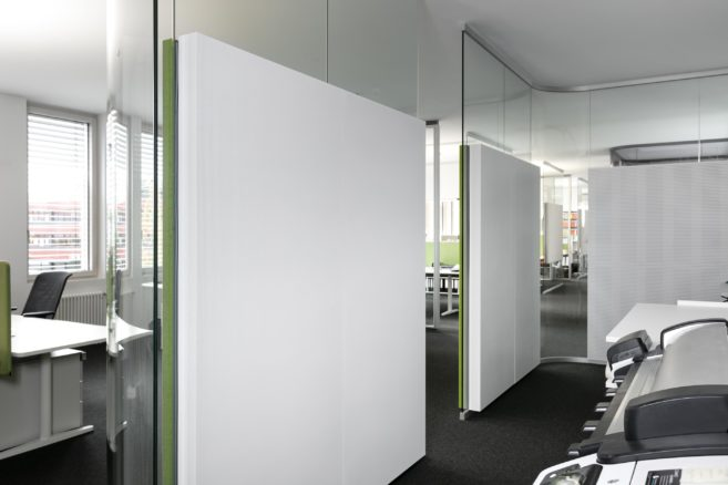 feco-feederle│partition walls│fecophon metal