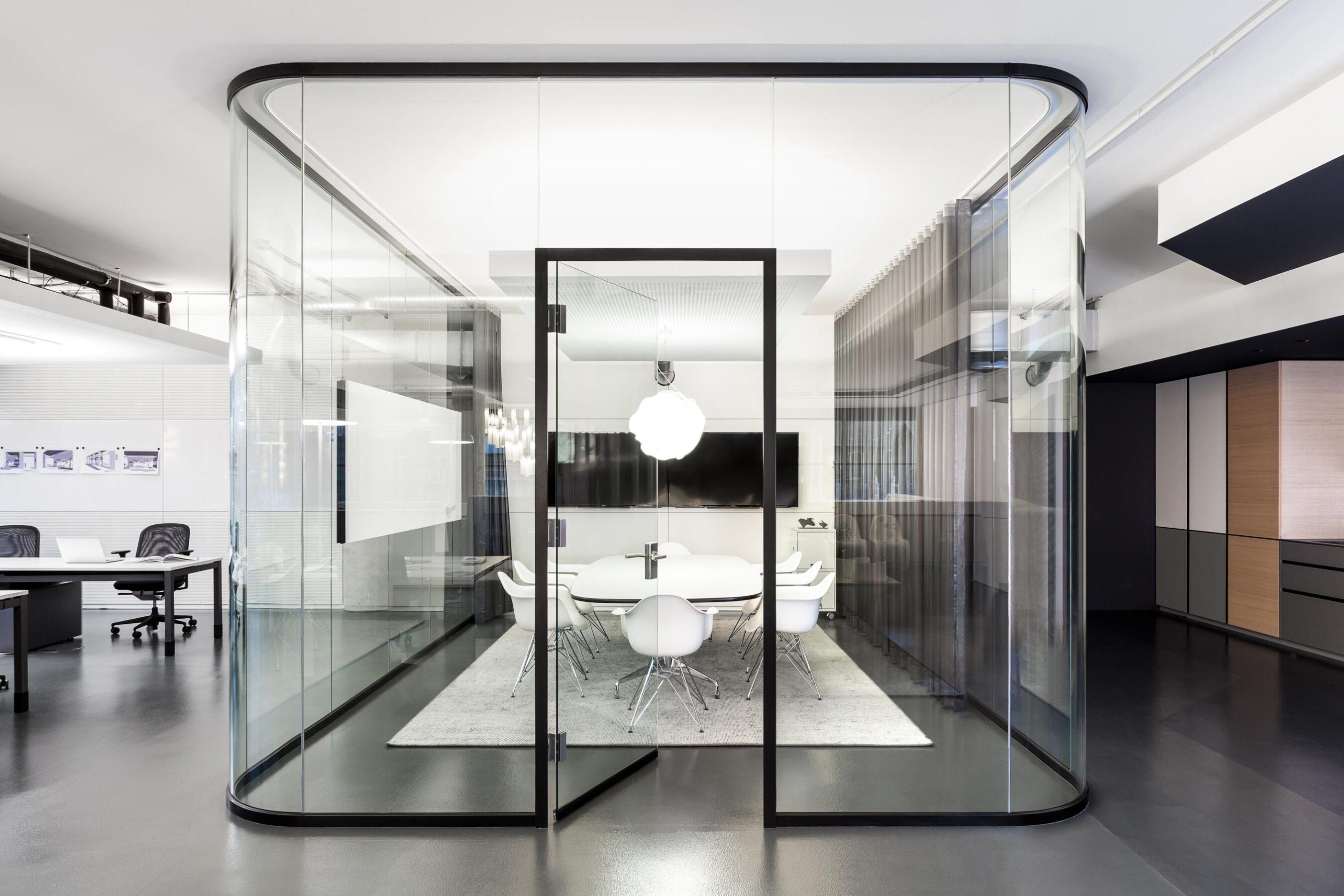 feco-feederle│partition walls│Kymo Floorwear Karlsruhe