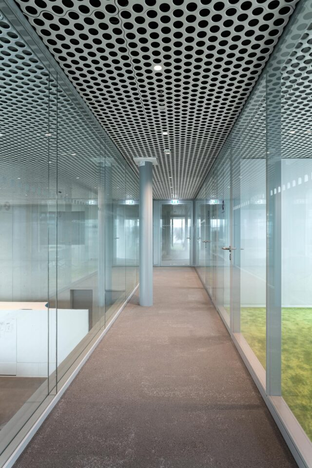 feco-feederle│partition walls│The Merck Innovation Center