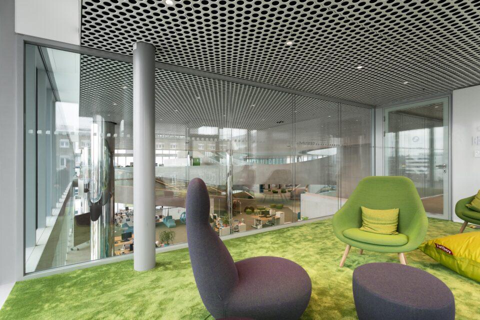 feco-feederle│partition walls│The Merck Innovation Center