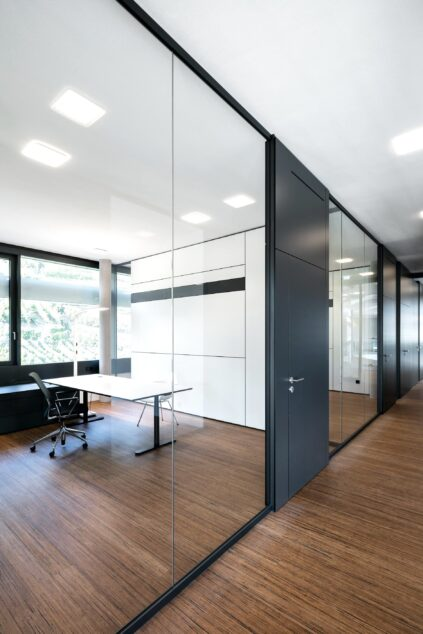 fecoplan│feco partition walls│Association of Metal and Electrical Industry Baden-Württemberg