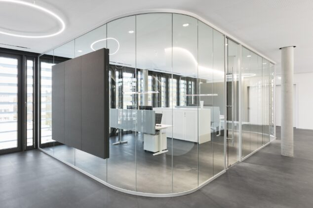 fecoplan│feco partition walls│La Biosthétique Paris