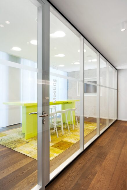 fecostruct│feco partition walls│Occidens Frankfurt