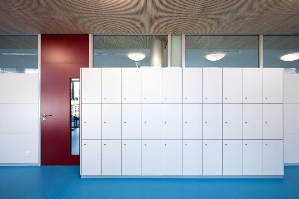 fecoorga│feco partition walls│Markgrafenschule Emmendingen