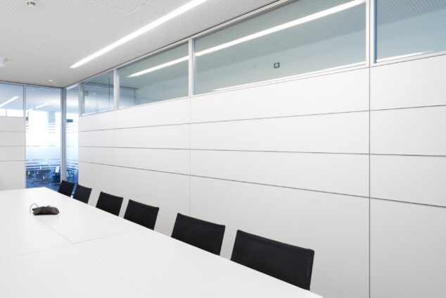 fecowand│feco partition walls│ITK Engineering Rülzheim