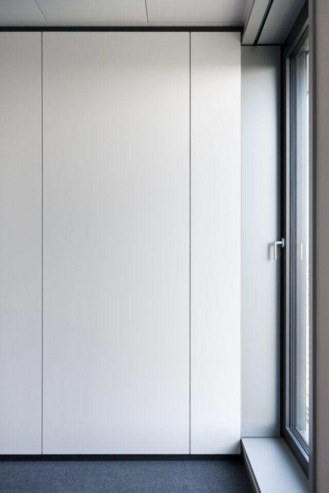 fecowand│feco partition walls│Deutsche Börse Eschborn