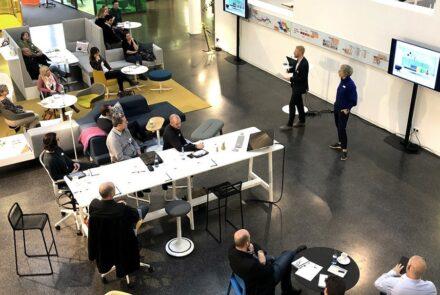 Dialog im feco-forum Bild