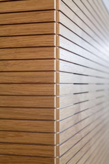 fecophon wood│ feco partition walls│Murrelektronik GmbH