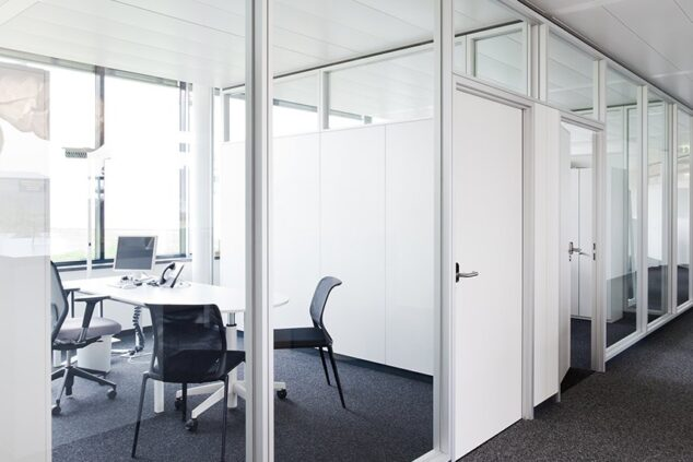 fecocent│ feco partition walls│DBK David + Baader GmbH