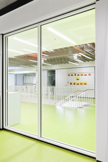 fecocent│feco partition walls│Gymnasium Trudering