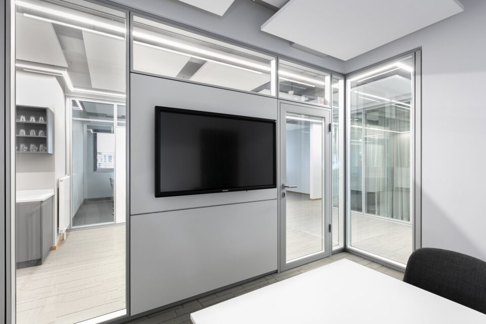 fecofix│feco partitions walls│Nanotec Munich