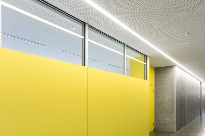 fecopur│feco partition walls│Kopernikus Gymnasium