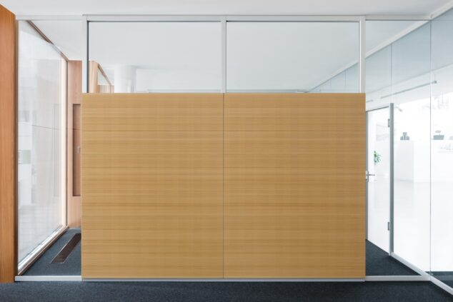 fecopur│feco partition walls│feco-forum showroom