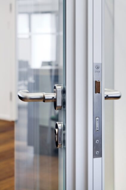 fecotuer glass│feco partition walls│Occidens Frankfurt
