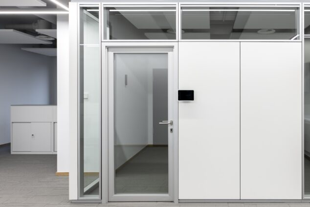 fecotuer glass│feco partition walls│Nanotec Munich