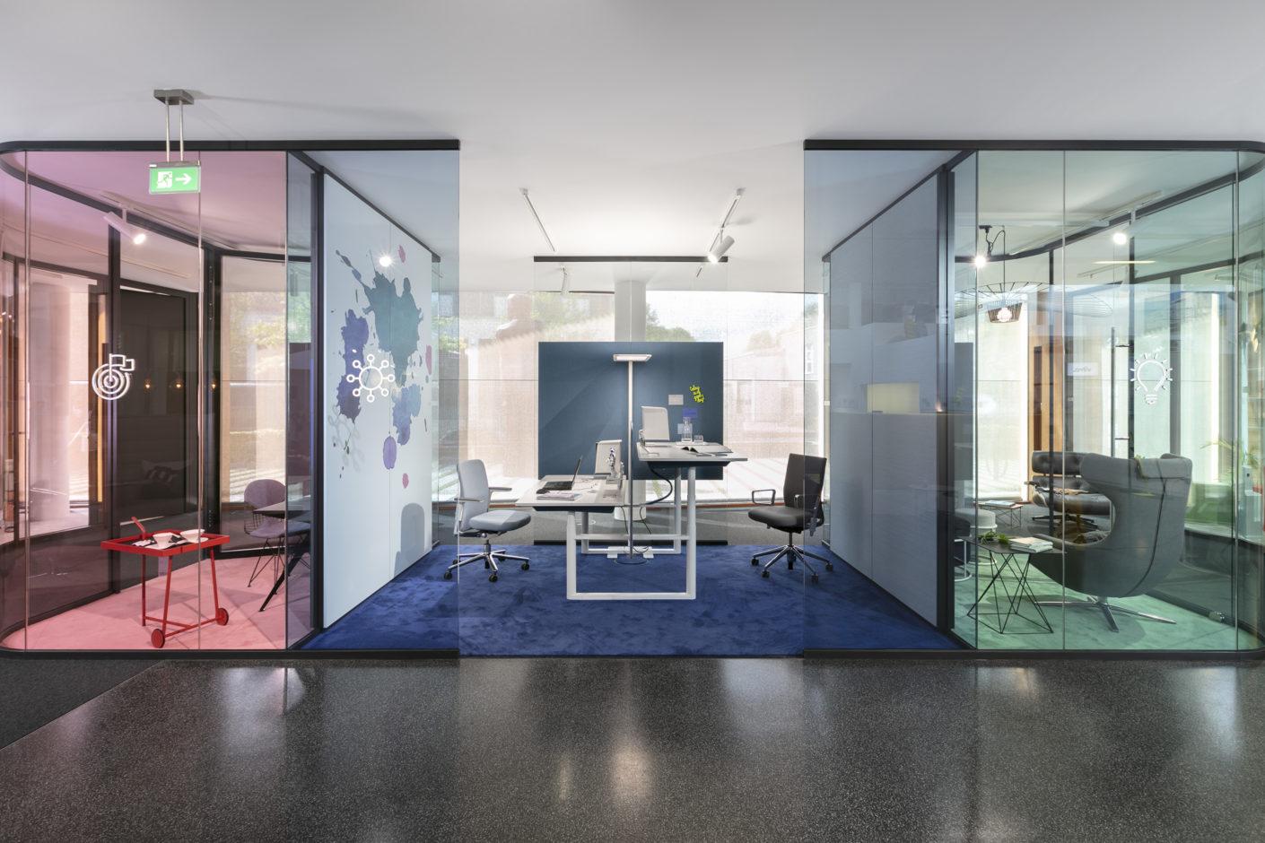 Unser feco-forum in Karlsruhe ✓ ein Ort der Kommunikation mit unseren Kunden ✓ Arbeitsraum für unsere Mitarbeiter ✓ über 3.500m² Ausstellungsfläche.