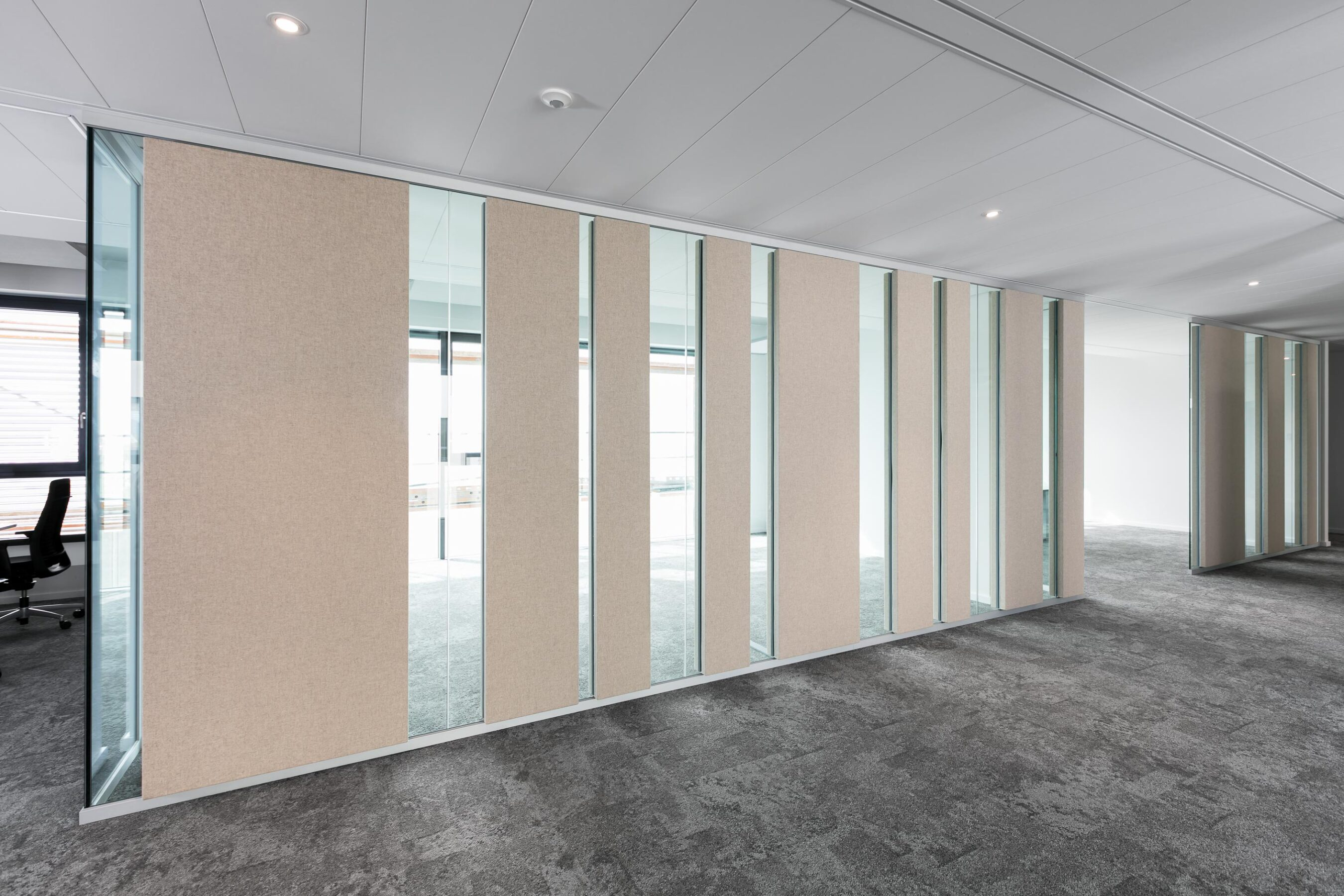 feco-feederle│partition walls│Stadttor Ost