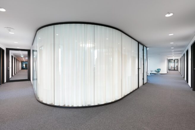 feco-feederle│partition walls│FGS Campus Bonn
