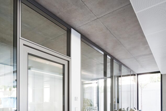 feco-feederle│partition walls│ Town Hall Leingarten