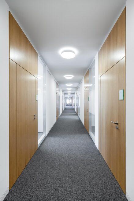 feco-feederle│Trennwandsysteme│Sparkasse Ulm Haus 66