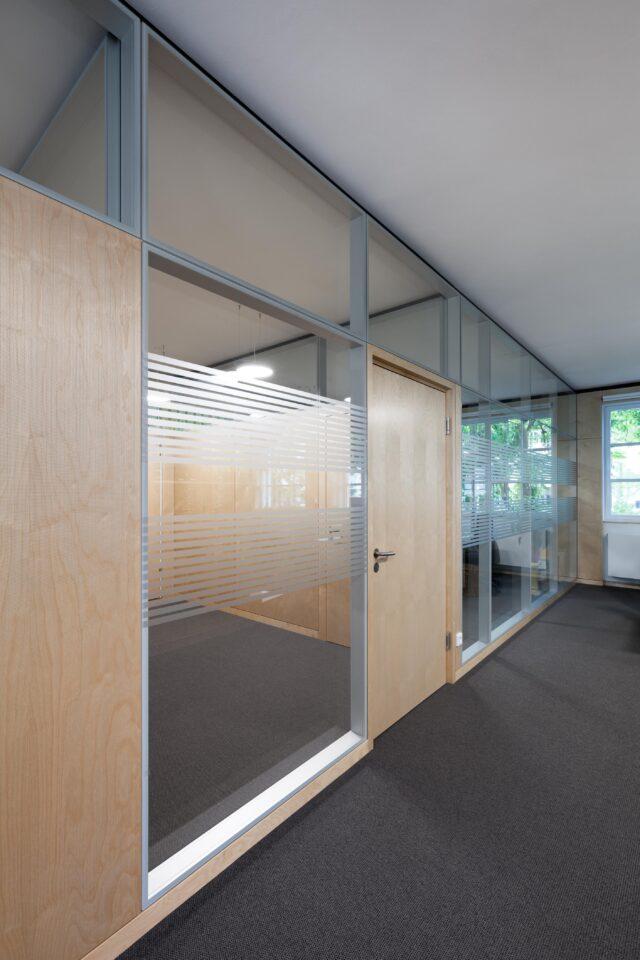 feco-feederle│partition walls│C.H. Beck Verlag Munich