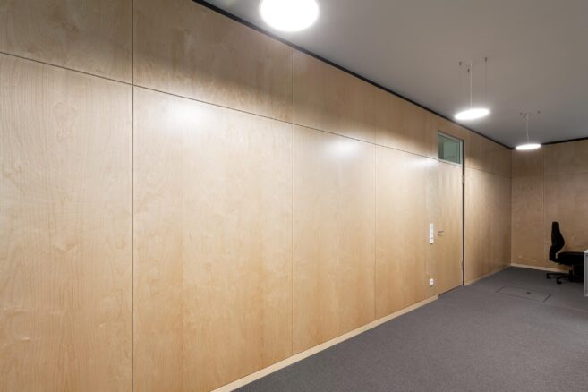 feco-feederle│partition walls│C.H. Beck Verlag Munich