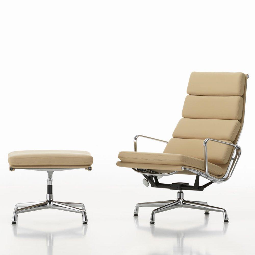 Vitra Soft Pad Chair Ea 222 Im Feco Onlineshop