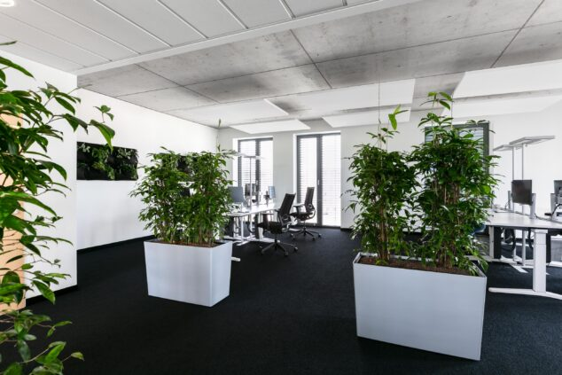 feco-feederle│partition walls│Inovex GmbH Karlsruhe