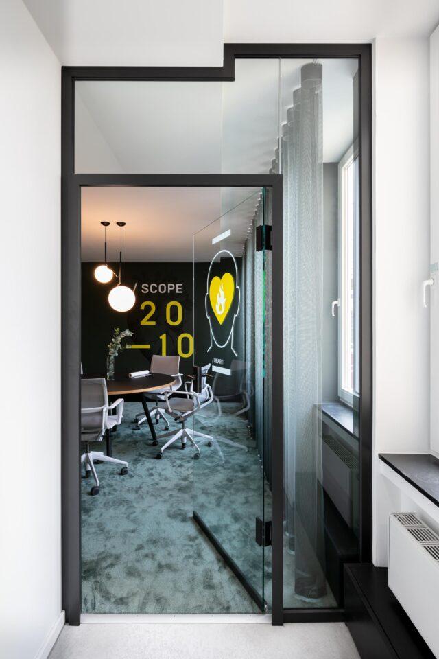 feco-feederle│partition walls│Scope Architects Stuttgart