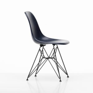Vitra Eames Fiberglass Side Chair│navy blue│Vitra in Karlsruhe