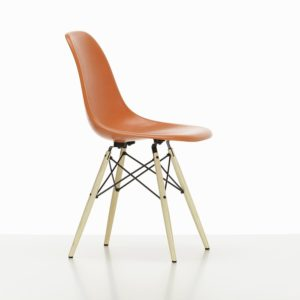 Vitra Eames Fberglass Side Chair Red Orange│ Vitra bei feco Karlsruhe